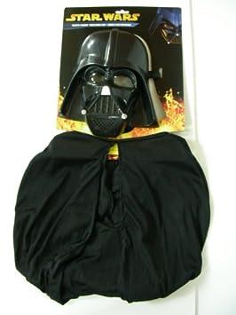 Star Wars Costume Kit - Darth Vader Child Mash & Cape Costume ...