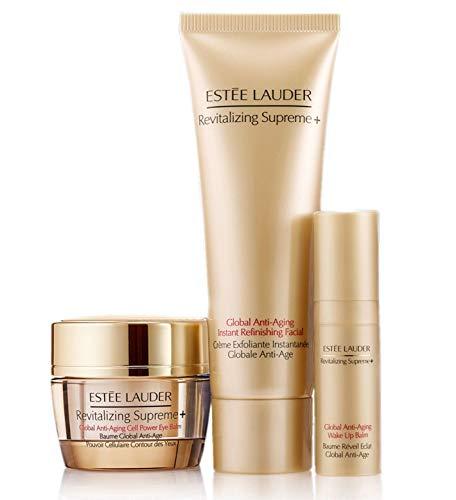 Estee Lauder Global Anti-Aging Revitalizing Supreme+ 3 Piece Set