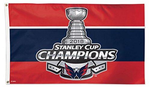WinCraft 2018 NHL Stanley Cup Final Champions Washington Cap