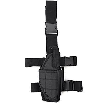 XTACER Tactical Right Leg Holster Leg Harness Drop Motorcycle Thigh Bag