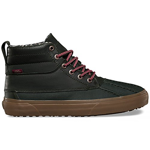 Vans Sk8-Hi Del Pato Mte Men Round Toe Synthetic Sneakers Rosin/Feather/Gum ifbe4Lau8W