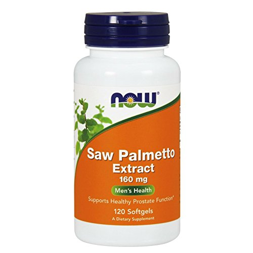 NOW Saw Palmetto Extract Softgels