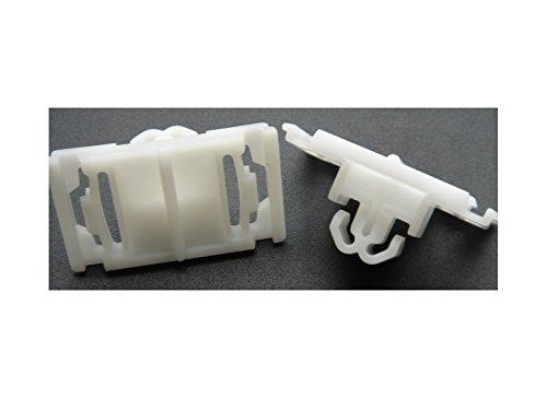 (Front & Rear Door Fender & Quarter Panel Retainer Clip, for VW Audi #4A0-853-825 (Pack of)