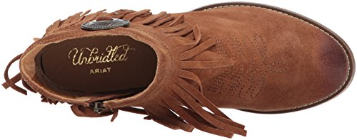 Ariat Whiskey Women's Suede Boot Avery Unbridled Cowboy Western ggqpxn