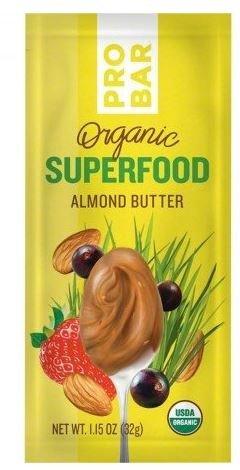 ProBar Super Food Organic Almond Butter, 1.15 oz., (60 per case) by ProBar Foods