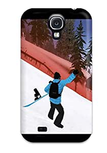 High Quality ZippyDoritEduard Shaun White Snowboarding Skin Case Cover Specially Designed For Galaxy - S4