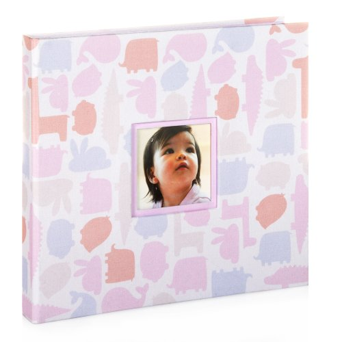 Baby Signature Collection - Pearhead Signature Collection Baby Book, Pink