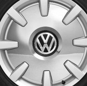 """2012 VW Volkswagen Beetle Wheel Center Cap 18"""" """"Disk"""" C2R Replacement GENUINE OE 5C0-601-149-C-QZQ"""