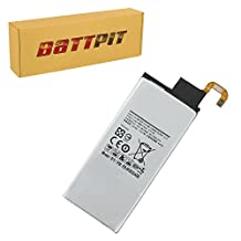 Battpit™ New Cell Phone Battery Replacement for Samsung GALAXY S6 Edge (3030 mAh) (Ship From Canada)