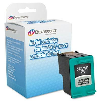 Dataproducts Imaging Supplies (Dataproducts - 2 Pack - Remanufactured Cb337wn (75) High-Yield Ink 170 Page-Yield Tri-Color