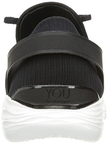 Skechers You De Mujeres You Inspire Slip-on Shoe Black / White