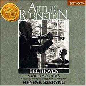 HENRYK SZERYNG Beethoven:Violinsonaten 5,8,9