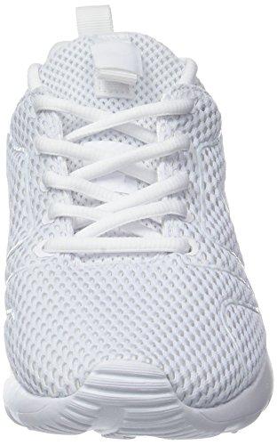 Uomo 2 Bianco Scarpe 0 Running Se reines weiß weiß Platin Kaishi Nike 5Fqw75Y