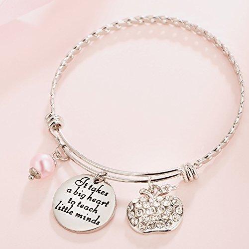808127db625fd ELOI Teacher Appreciation Gift It Takes a Big Heart to Teach ...