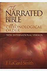 Narrated Bible in Chronological Order (New International Version) Hardcover