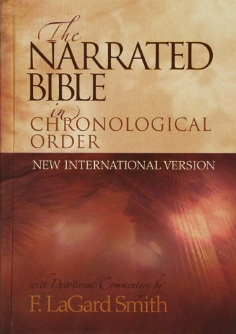 Narrated Bible in Chronological Order (New International Version) (Chronological Order Of The Bible New Testament)