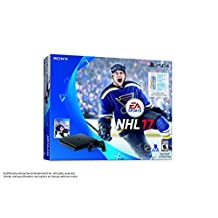 PlayStation 4 Slim 500GB Console - NHL 17 Bundle - Bundle Edition