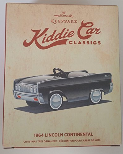 2016 Hallmark Kiddie Car Classics 1964 Lincoln Continental