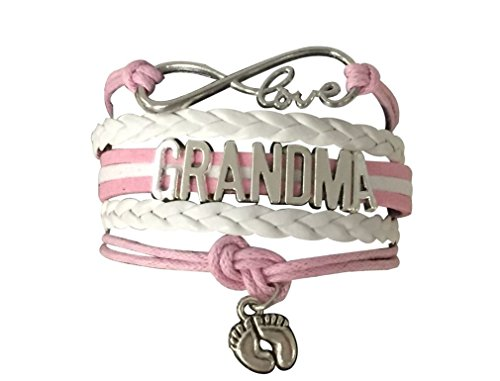 Grandma Bracelet, Grandma Jewelry, Grandma Baby Bracelet - Makes Perfect New Grandma Gift