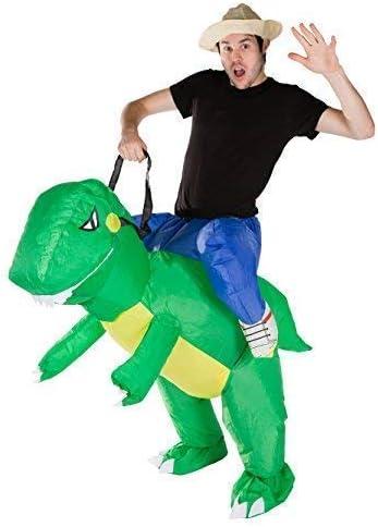 Bodysocks® Disfraz Hinchable de Dinosaurio Adulto: Amazon.es ...