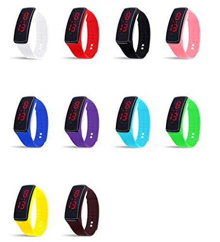digital bracelet watch - 3