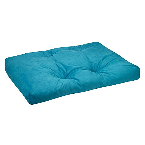 Gaiam Zabuton Meditation Cushion Teal