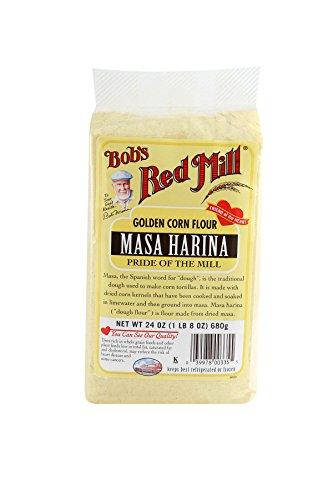 Bob's Red Mill, Flour, Corn Masa, 24 oz Masa Harina Tortilla