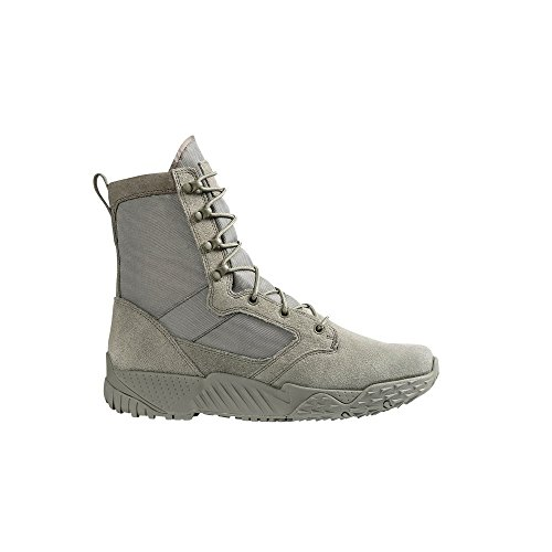 Jungle Sage (Under Armour Men's Jungle Rat Military and Tactical Boot, Sage (385)/Sage, 13)