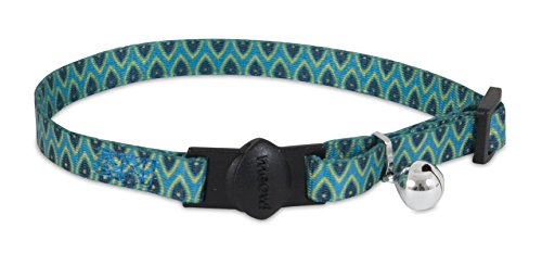 Aspen Cat Bell (Aspen Pet Breakaway Fashion Collar, 3/8