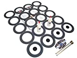 Complete Bose 901, 902, 801, 802 Speaker Foam Surround Repair Kit