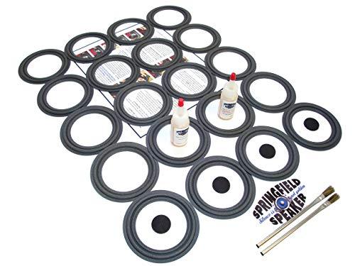 Complete Bose 901, 902, 801, 802 Speaker Foam Surround Repair Kit by Springfield Speaker