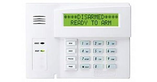 Amazon.com: Honeywell teclado con pantalla 6160Ademco ...