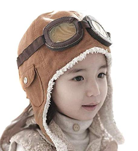 LIWEIKE Children Aviator Winter Earflap product image