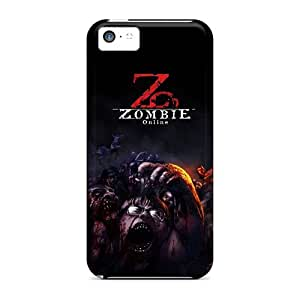 Waterdrop Snap-on Zombie Online Cases For Iphone 5c