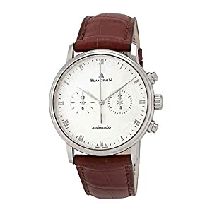 Best Epic Trends 4124NglUHtL._SS300_ Blancpain Villeret 18kt White Gold Chronograph Automatic Men's Watch 4082-1542A-55B