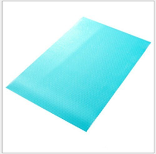 Meiyiu Cuttable Anti-bacterial Mould Proof Refrigerator Pads Oil Resistance Pad 45X29cm (Sanitary Pants Replacement Pads)