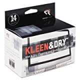 REARR1205 - Read Right Kleen amp;amp; Dry Screen Cleaner Wet Wipes