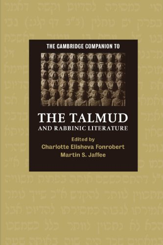 The Cambridge Companion to the Talmud and Rabbinic Literature (Cambridge Companions to Religion)