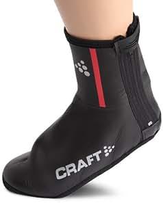 Craft - Zapatillas, talla DE: 5 = M, color negro / rojo