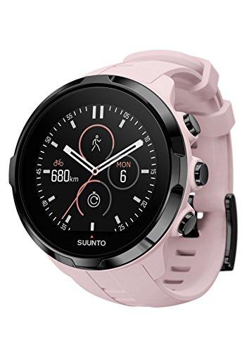 Suunto Spartan Sport Wrist HR - Reloj Deportivo HR, Rosa (Sakura), 50
