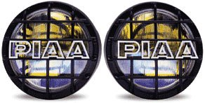PIAA 520 Series Ion Crystal Driving/Fog Lights - BLACK FOG