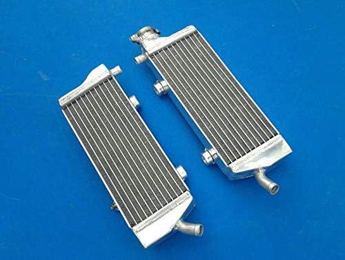 L/&R Aluminum Radiator For KTM 250//350//450 SXF//SX-F//XC-F//XCF 2011 2012 2013 2014