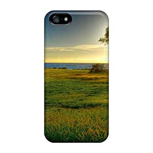 Iphone 5/5s Case Cover Nature Agyness Jootix Case - Eco-friendly Packaging