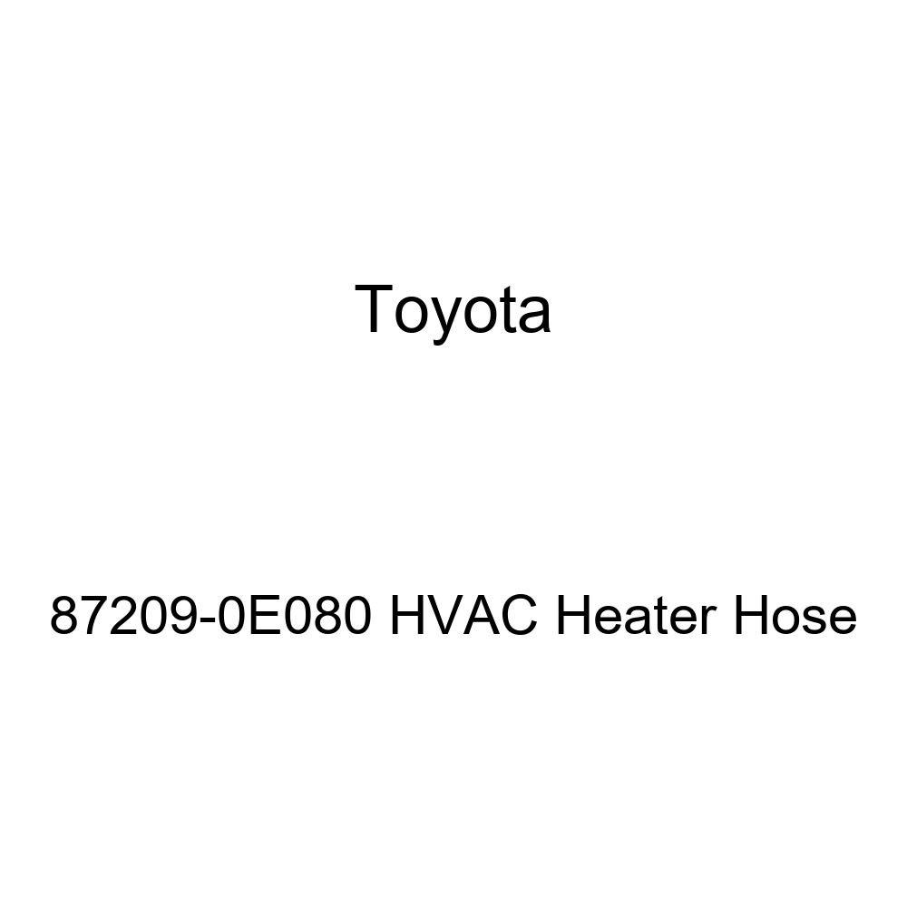 Toyota 87209-0E080 HVAC Heater Hose