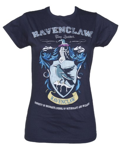 Harry Potter Ravenclaw Team Quidditch Ladies T-shirt