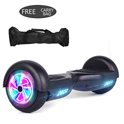 VEVELINE Hoverboard UL2272 Certified 6.5 inch Self Balancing Hoverboards, Hover Board for Kids w/Bluetooth Speaker