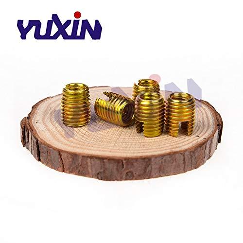 7//16-20 x 2-Inch 51-Piece Hard-to-Find Fastener 014973375720 Grade 5 Fine Hex Cap Screws