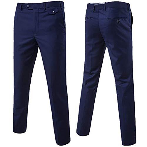Giacca Blue In Vestibilità Gilet Uomo Formale Cdss Tre Slim Tuta Pezzi Da Smoking 1aWxzUO