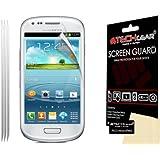Techgear Film protecteur d'écran pour Samsung Galaxy S3 Mini i8190 (Lot de 3)