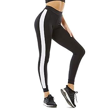 ZMJY Pantalones de Yoga, Legging Extra Suave, Pantalones de ...